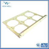 Kundenspezifisches hohe Präzisions-Befestigungsteil-Metallaluminium, das für Aerospace stempelt
