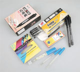 Empaquetadora del cartón del rectángulo de lápiz del rotulador de HSS-80/120c
