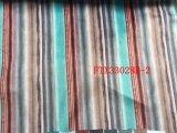 Tissu métallisé estampé neuf de T/C de tissu de sofa de tissu de velours
