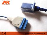 Ge-Marquette Oximax 2021406-001 удлинительный кабель SpO2, 2.4m