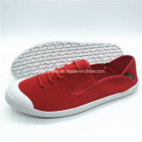 2018 женщин отдыхающих Canvas ЭБУ системы впрыска обувь пробуксовки колес на обувь (HP0111-1)