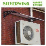 Сень двери крыши DIY пластичная с частями тента зимы (YY-B)