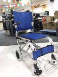 Pliage en aluminium léger et portable Mini Avion accompagnateur fauteuil roulant de l'allée