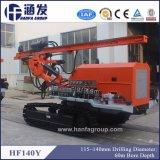 Hot sales Rock appareil de forage de dynamitage pour carrière, l'or, le forage minier de cuivre (HF140Y)