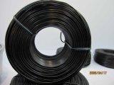 Bobine de fil galvanisé 0,5 Petit fil recuit noir