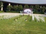 연회 아크릴 Chiavari Wedding 의자