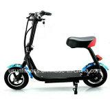 2018 Nuevo Mini 36V de 2 ruedas Scooter eléctrico plegable para adultos