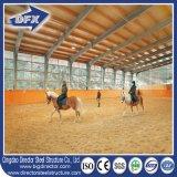 Подгонянное здание сарая фермы конюшен лошади стальной структуры света конструкции