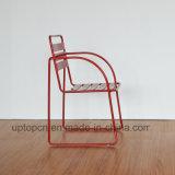 現代鉄の絵画椅子のレストランの金属の椅子(SP-MC097)