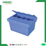Stapelbarer und nistbarer und Umsatz-Logistik-Plastikbehälter