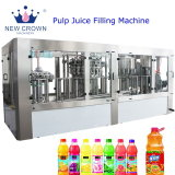 Boisson de jus de fruit Machine de remplissage avec système de recyclage de pic