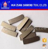 Этап вырезывания диаманта для камня