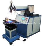 Автоматический сварочный аппарат пятна лазера диода прессформы