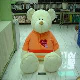 Orso su ordinazione dell'orsacchiotto del commercio all'ingrosso della fabbrica di ICTI Sedex mini