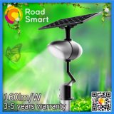 LED-Solarwand-Garten-Licht mit Bluetooth Lautsprecher