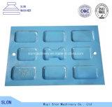 Pièces de broyeur de maxillaire de plaque de maxillaire de Powerscreen 400s d'acier de manganèse