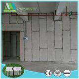 Les panneaux de béton de fibres léger utilisé pour l'extérieur et le mur intérieur