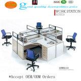 Arbeitsplatz-Büro-Partition-Büro-Zelle-Büro-Innenmöbel-Entwurf