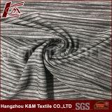 150D 50 % 50 % Polyester cationiques qualité jersey fin tricot de fils
