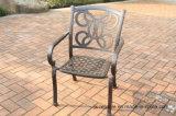 標準的な鋳造アルミの庭の家具は家具をセットする