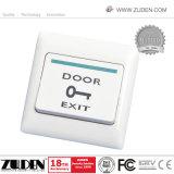 Контроль доступа системы безопасности нажмите кнопку выхода Двери из нержавеющей стали