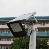 1000년 Lm를 가진 야드를 위한 원격 제어 태양 플러드 빛 옥외 태양 LED 투광 조명등