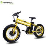 Bicicleta 500W elétrica barata dianteira e traseira