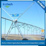 Sistema de irrigación axial agrícola usado granja de las hojas de ruta (traveler)