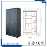MDF van de Fabriek van Foshan de Directe die Kast van de Garderobes van het Meubilair van de Slaapkamer in China wordt gemaakt