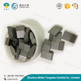K10 Tungsten Carbide Saw Tip for Wood Cutting in Super Quality