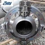 """Od-Mounted Fractionner le cadre du tuyau hydraulique portable la faucheuse et Beveler Machine pour 14""""-20""""(355,6 mm-508mm)"""