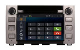 トヨタのツンドラ2014年のGPSのためのAndroid5.1/7.1車のDVDプレイヤーNavi
