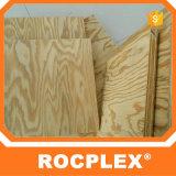 Rocplex Korinplex 합판, 건축을%s 셔터를 닫는 위원회, 까만 멜라민 장, 구조상 위원회에 의하여 이용되는 나무 1220mm*2440mm*3mm--21mm