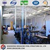 Pequeno Edifício de aço para processamento manual