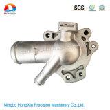 El ODM del OEM a presión el termóstato del alojamiento de la válvula del automóvil de la fundición