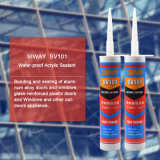 屋内コーキングのシールのためのWater-Based接着剤のアクリルの密封剤