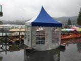 het Kamperen van de Tuin van 5*5m OpenluchtTent, de Tent van Gazebo van het Metaal