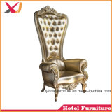 Роскошные деревянные короля кресло, диван/обеденный зал для проведения свадеб и банкетов/отель/холл/события