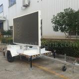 2017p Hydraulische Hotsales Opheffend de 360 Draaibare P6 P8 P10 LEIDENE van de Aanhangwagen van het Spel van de Afstandsbediening Video Mobiele Vertoning van de Reclame