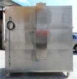Het gas stelde Enig en Dek Drie in werking - de Oven van 3 Dienblad met de Faciliteit van de Stoom (zmc-309D)
