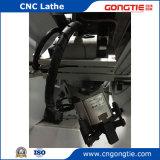 Lathe CNC точности с затяжелителем Gantry плюс подъем как подающ
