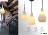Hotel de decoración interior simple lámpara colgante de iluminación con LED E27
