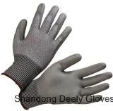 PU упор для рук с покрытием вырезать 5 уровня безопасности 4543 вещевого ящика