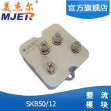 Тип Skb 50A 1200V Semikron модуля диода