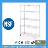 Garaje Industrial Cable estantes estantes de metal pesado 16