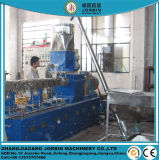 Colore Mastbatch Fille del CaCO3 e macchina di granulazione dell'espulsore di vetro di fibra del PE
