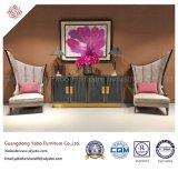 Mobília delicada do hotel para a sala de visitas com gabinete do console (3674)