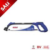 Vente à chaud de haute qualité des outils à main la poignée en plastique du châssis de scie à métaux