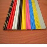最上質のガラス繊維棒のPultrusion FRPのガラス繊維円形の棒Yl-021