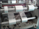 PLC van de hoge snelheid de Plastic Film die van de Controle Machine met het Opnieuw opwinden van Functie scheurt